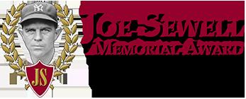 Joe Sewell Award